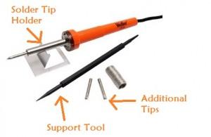 solder iron pieces soldering iron guide. Black Bedroom Furniture Sets. Home Design Ideas