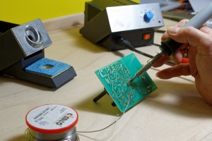 Soldering Electronics