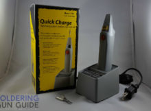 ISO-TIP 7700 Cordless Soldering Iron